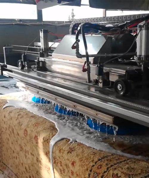 πλυντήριο χαλιών, tappeti.gr, Αττική, αυτόματο για τον καθαρισμό χαλιών και μοκετών